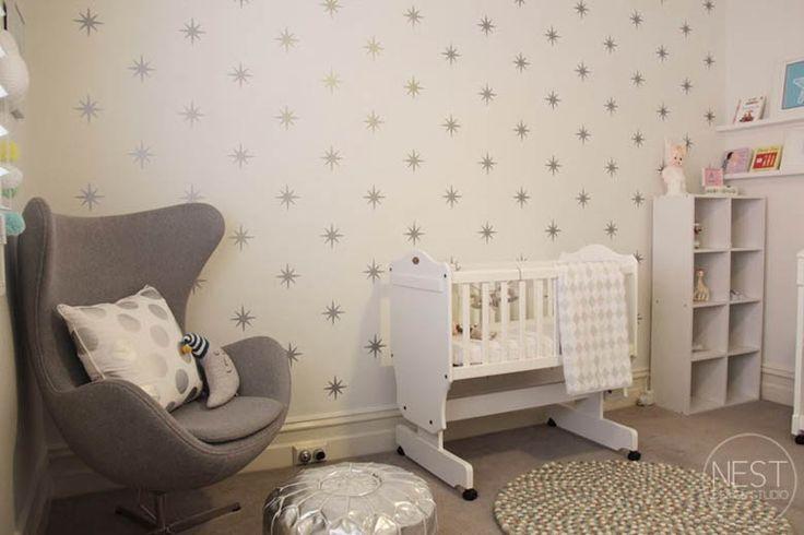 Gender neutral nursery - Nest Design Studio