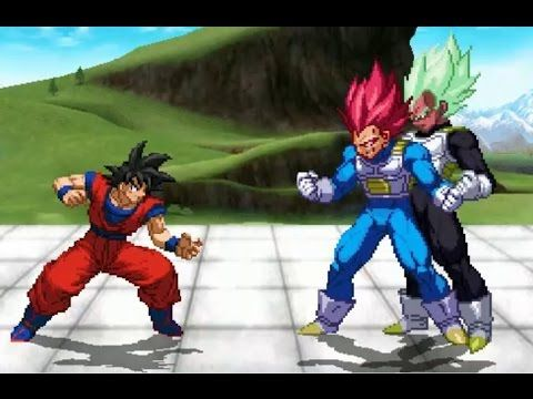 Goku Vs Vegeta - The Battle Never Ends - Part 29