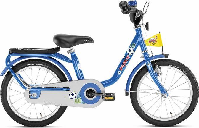 Rower Puky Z6 16 Blue Kocham Turystyke Bicycle I Vehicles