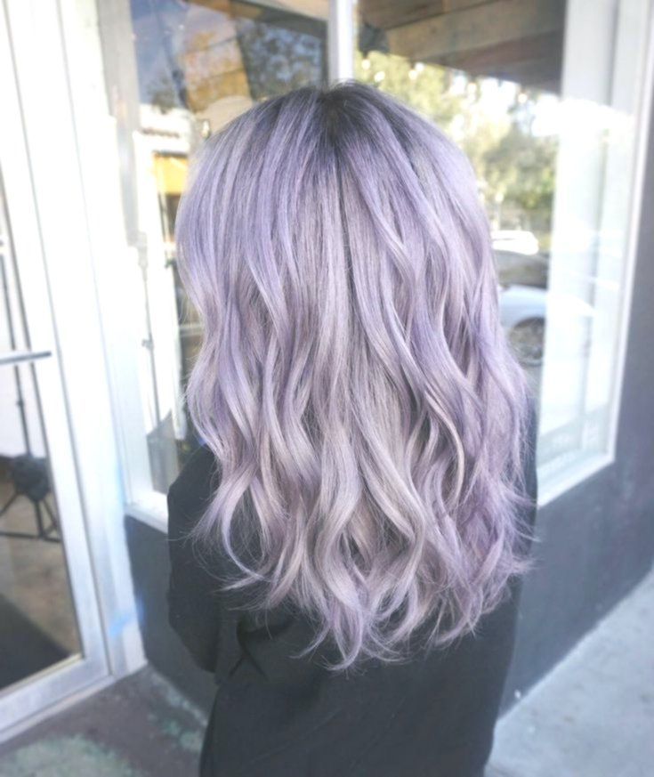 48++ Mixing grey and purple hair dye trends