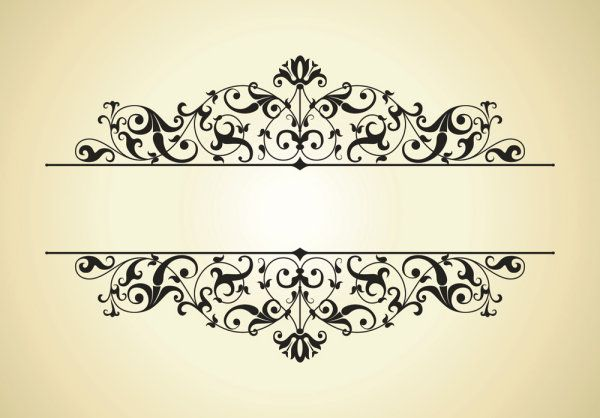 Vintage Lace Patterns | KeyWords: Beautiful, patterns, borders,