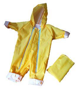 Sy selv regntøj til baby