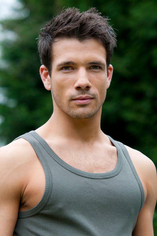 casting inspiration: male model look (John; Brockton, MA)