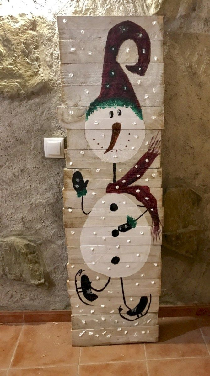 Stunning snowman christmas decoration ideas 1 360