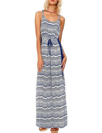 Marina Maxi Dress - Wish