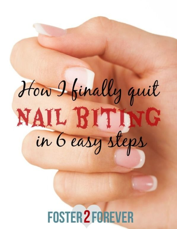 I did it! I finally broke my bad habit that I had since I was a small child! Since I was very young, I had been biting my nails.  I have struggled for decades to break the bad habit of biting my nails. I tried everything to break my bad habit of biting my nails: Band-Aids, manicures, acrylic nails, gel …