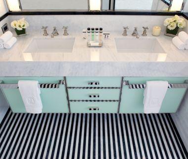 25 Best Hotel Bathrooms
