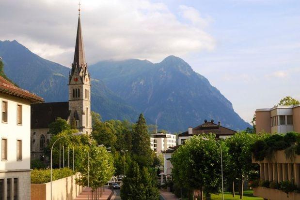 Liechtenstein es un paraíso para los alpinistas y ciclistas.