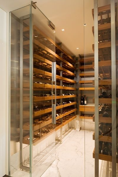 93 best wine room inspiration images on pinterest for Wine rooms in homes