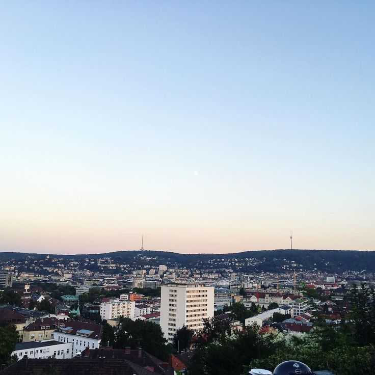 Summer in Stuttgart. #stuttgart #west #summer #city #home #view #0711 #kessel #stuggi