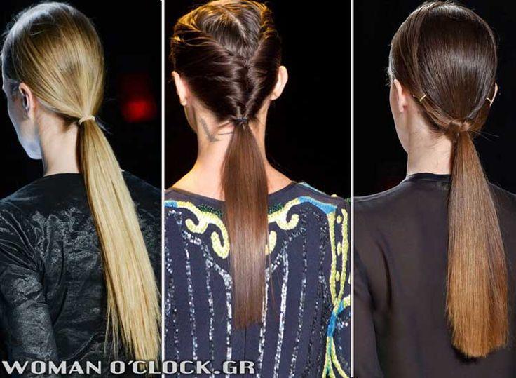 Οι Νέες Τάσεις στα Μαλλιά Φθινόπωρο Χειμώνας 2015-2016   Woman Oclock