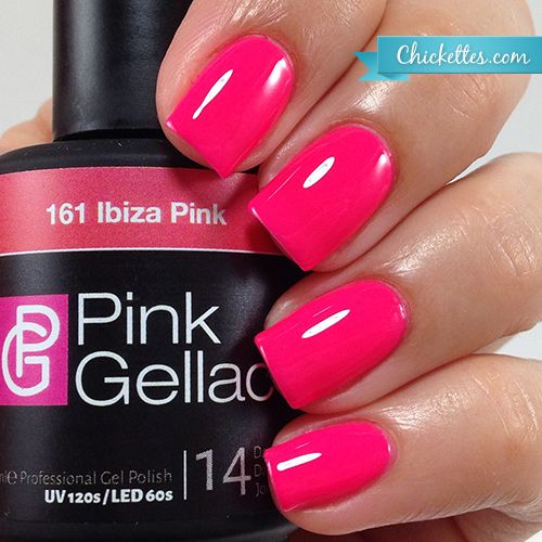 Pink Gellac Ibiza Pink