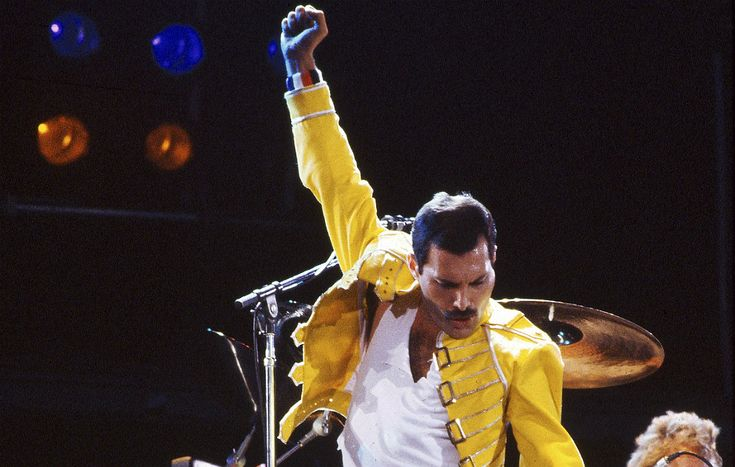 Brian May discusses release date of Freddie Mercury biopic movie