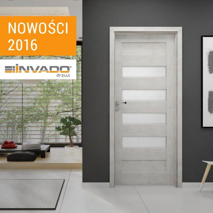 #nowość2016 #drzwi #invado