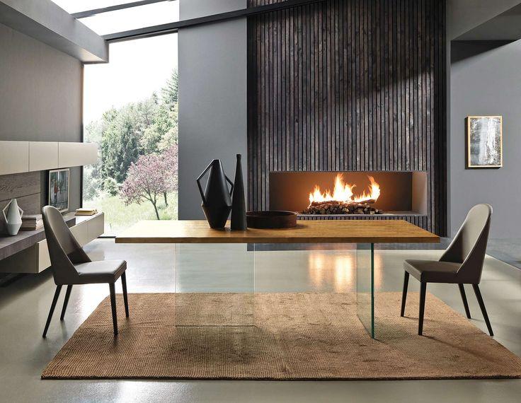 1000 ideas about esstisch massivholz on pinterest for Esstisch italian design