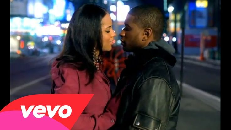 #1 the last week of October, the month of November and the first week of December 2004: Usher and Alicia Keys - My Boo