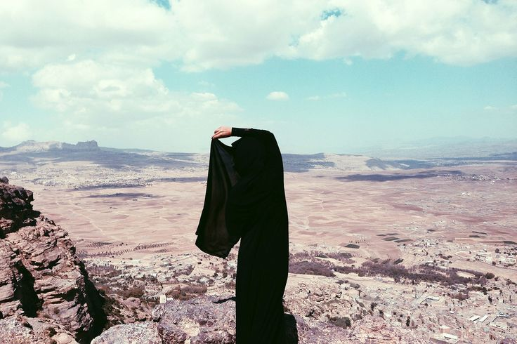 The Hijab as Power: Explorations in Northern Yemen - Interview with Yumna Al-Arashi | LensCulture