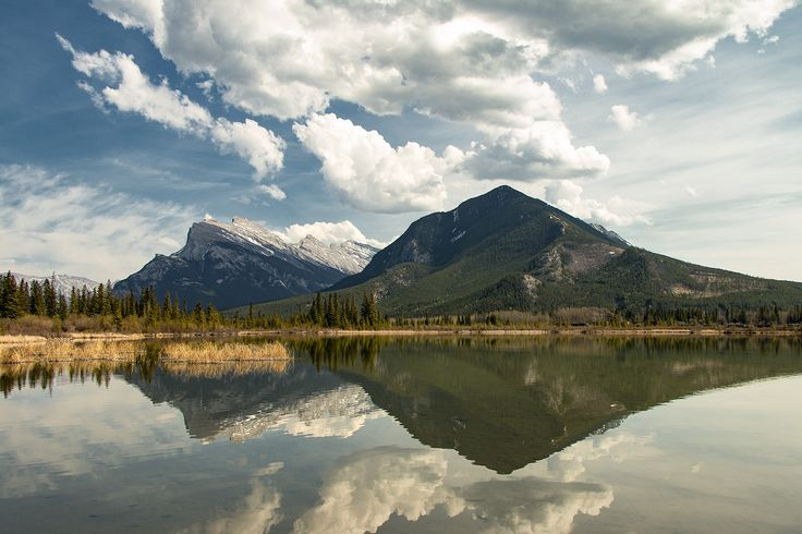 Mount Rundle - Vermilion Lakes | by Tinpusher_47