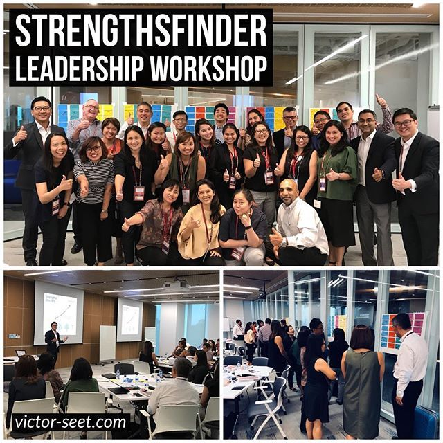 #StrengthsFinder (#CliftonStrengths) #Singapore #Leadership #Workshop #Program for a global Pharmaceutical MNC. This leadership workshop in January 2018 was the 8th training workshop since the partnership started with Strengths School in 2016. Am glad that the partnership continued to grow between the 2 companies. This leadership workshop was conducted for the leaders of the MNCs South East Asia team as part of a retreat. The participants were from very diverse backgrounds and the strengths…