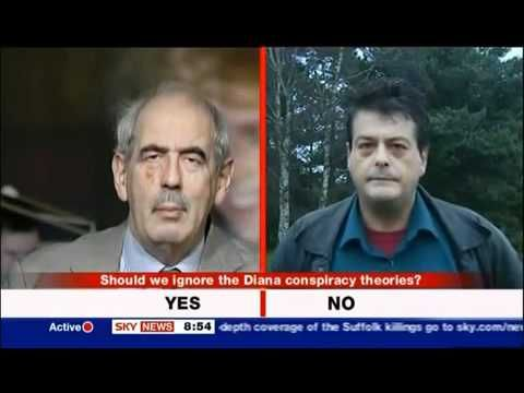 ▶ Princess Diana Murder - MI5 Agent exposes truth on Sky News - Assassination or accident??? - YouTube