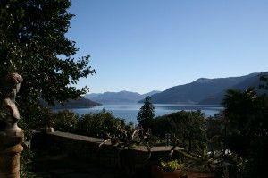 Lake view Lago Maggiore switzerland Residenaz Lago Maggiore Villavera Brissago