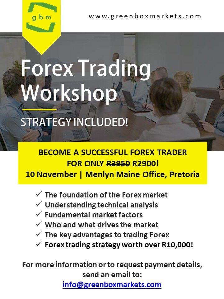 Forex training in pretoria