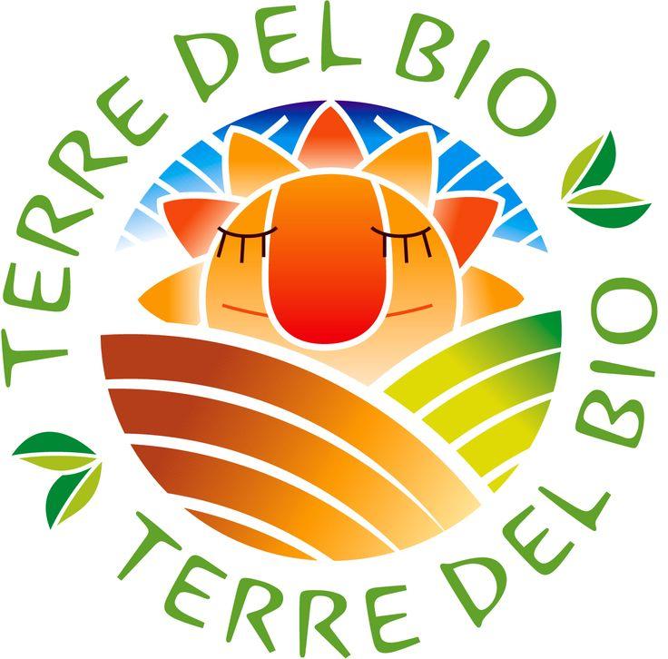 """logo che contraddistingue il progetto """"Terre del Bio"""""""
