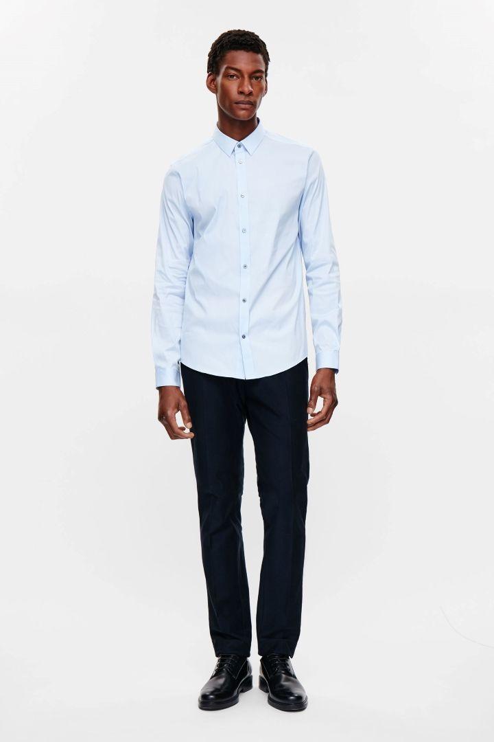 COS | Slim-fit cotton shirt