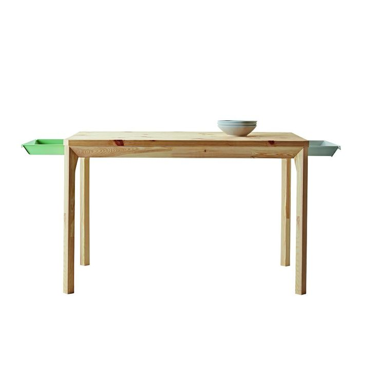 Superb Table Haute Bois Ikea #8: Table Haute En Bois IKEA PS