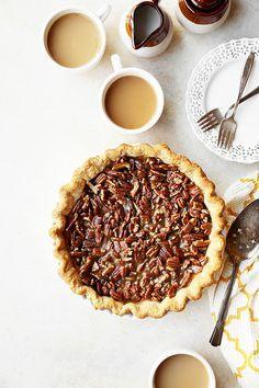 Apple Pumpkin Pecan Pie - The Candid Appetite