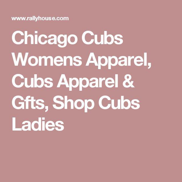 Chicago Cubs Womens Apparel, Cubs Apparel & Gfts, Shop Cubs Ladies