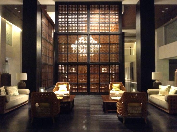 Balinese Traditional Hotel Lounge Stunning Architecture Pinterest