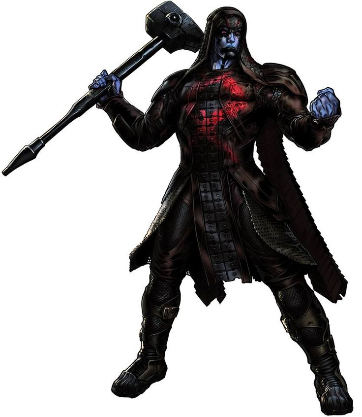 Ronan the Accuser ... Marvel Avenger Alliance Special Operations 20: Guardians of the Galaxy
