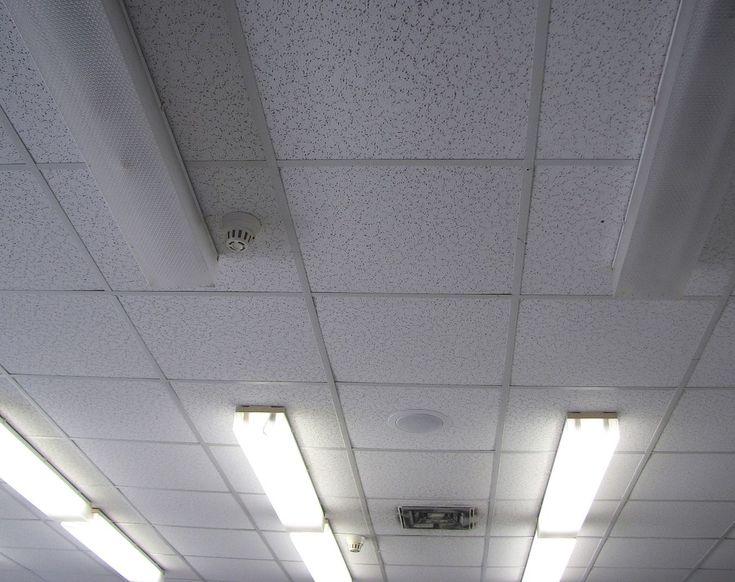 Ceiling Tile Grid Sizes