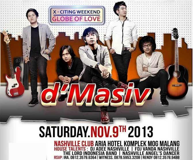 D'Massiv Live Perform http://bit.ly/HrMksS