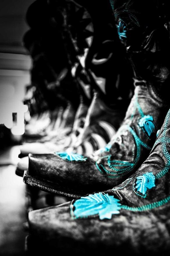 Art cowgirl boots hillbillygirl