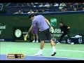 The best Match point - Andy Roddick