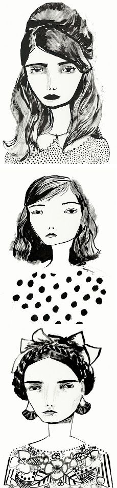Illustrations by Katy Smail whatktdoes.com
