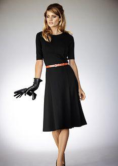 Úpletové šaty-BODYFLIRT