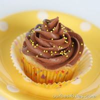 Delicious chocolate frosting recipe!