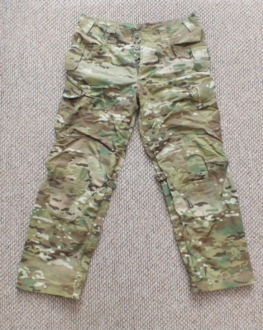 OPS ULTIMATE DIRECT ACTION PANTS MULTICAM COMBAT TROUSERS UR TACTICAL MEDIUM REG