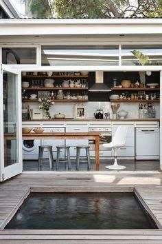 165 Best Images About Dreamy Kitchens On Pinterest Shelves Stove And Open Shelving