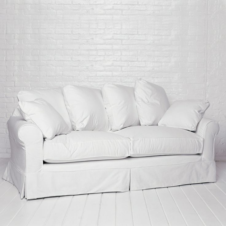 Shop For Timeless, Handcrafted Slipcovered Shabby Chic Sofas, Loveseats,  And Sectionals, Available Exclusively From Rachel Ashwell Shabby Chic  Couture.