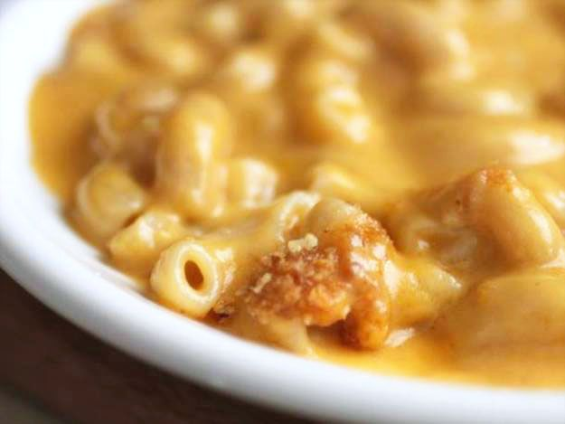 Gluten-Free Macaroni and Cheese. Based on cooks illustrated recipe.