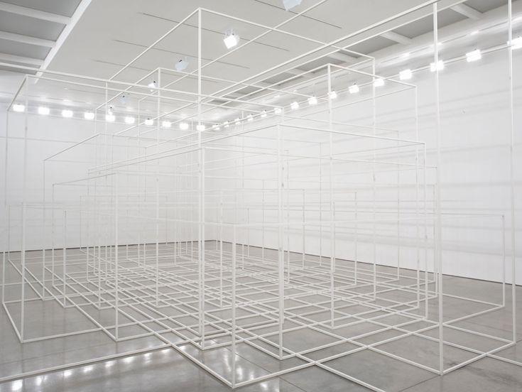 Breathing Room III, Antony Gromley.