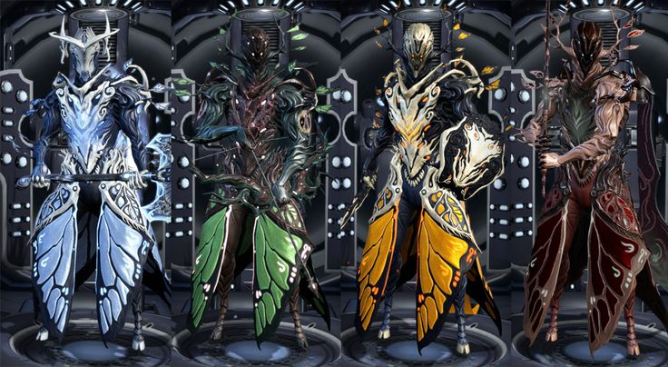 Pin By Frostte On Warframe