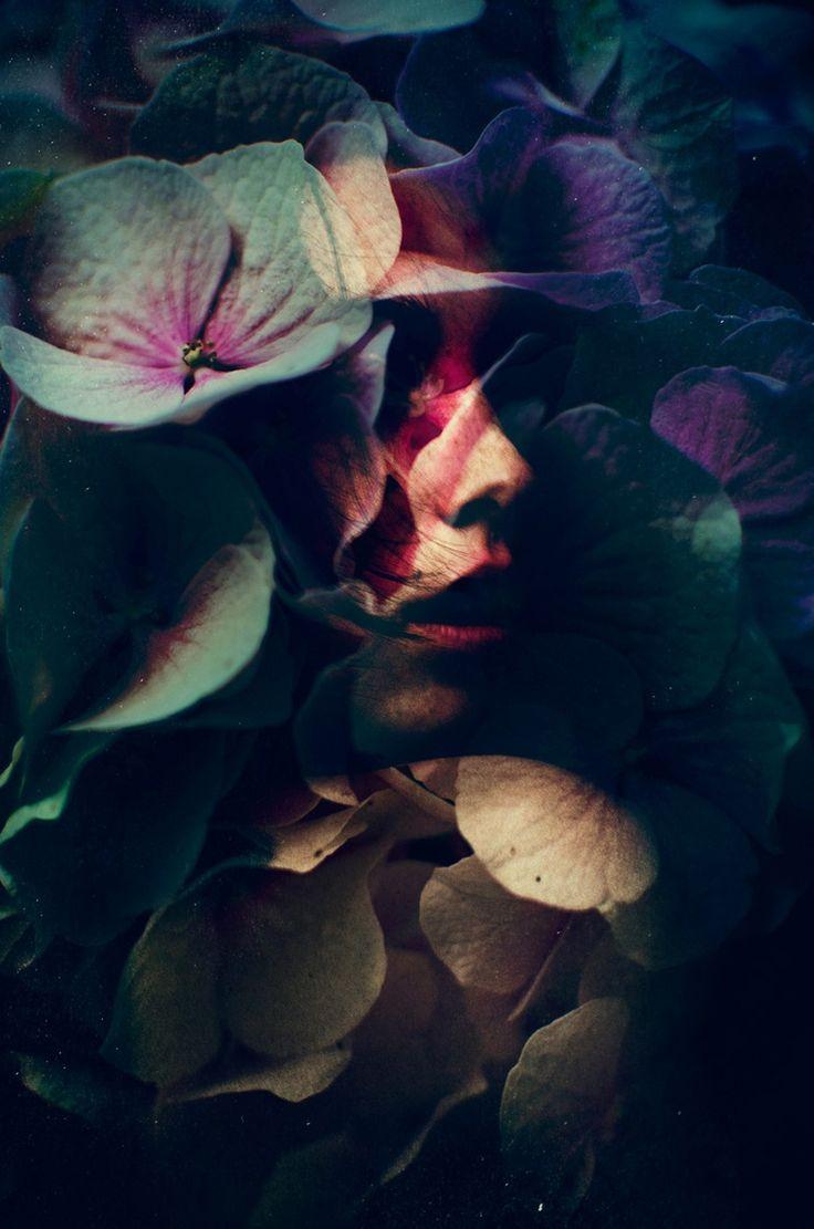 diaforetiko.gr : Γυναίκες σαν λουλούδια   Ονειρικές εικόνες που ισορροπούν ανάμεσα στην φωτογραφία και την αφηρημένη τέχνη
