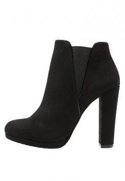 ONLY SHOES - ONLBLAIR - Boots à talons - black