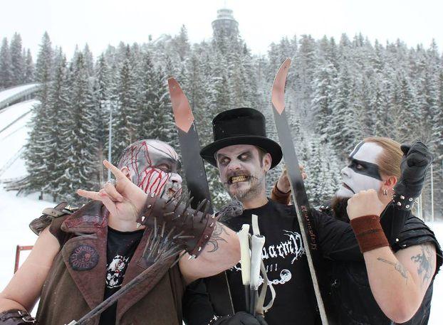 Turmion Kätilöt ja Verjnuarmu hiihtivät kilpaa, kumpi voitti ...