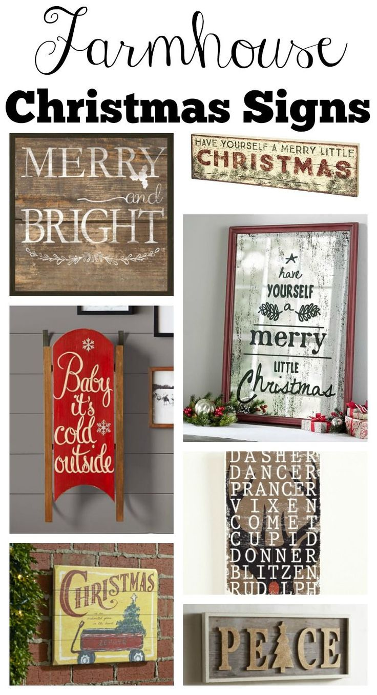 No christmas decorations until after thanksgiving - Farmhouse Style Christmas Decor Guide
